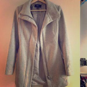 Mango wool blend jacket